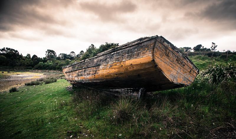 Isla Huar, Región de los Lagos - Chile