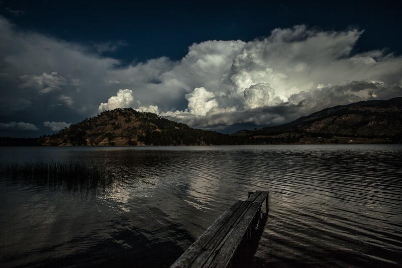 Lago Icalma, Región de la Araucanía - Chile
