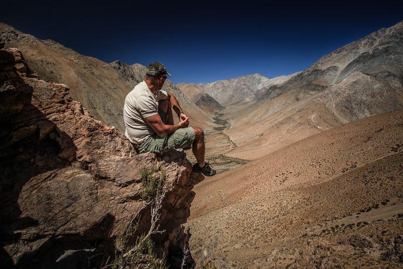Vista al estero derecho, Región de Coquimbo - Chile