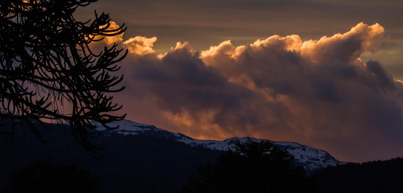 Volcán Callaqui, Región de la Araucanía - Chile