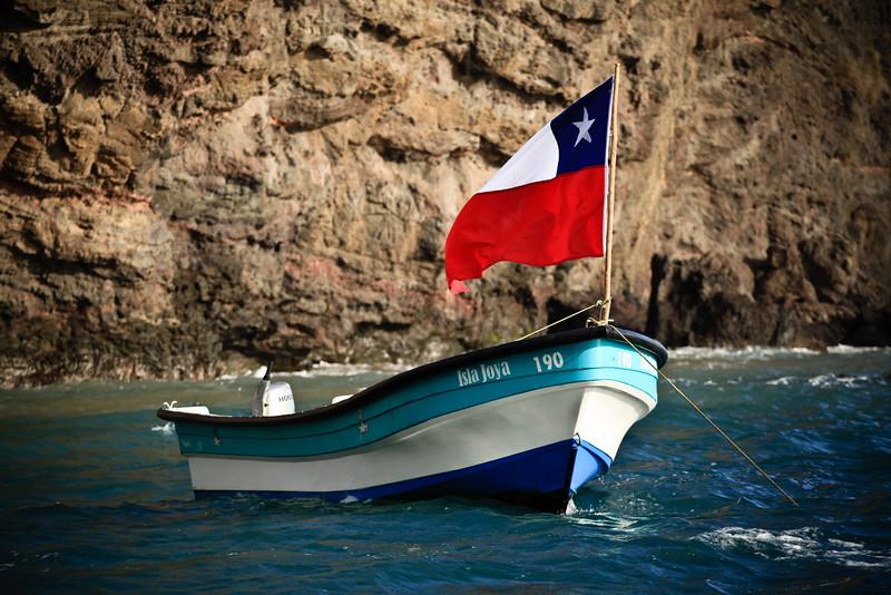 Isla Robinson Crusoe, Región de Valparaíso - Chile