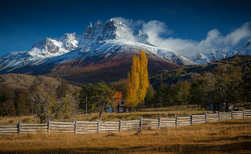 Cerro Castillo, Región de la Aysén - Chile