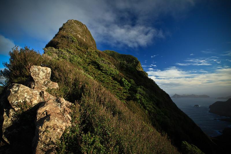 Mirador Selkirk, Isla Robinson Crusoe, Región de Valparaíso - Chile