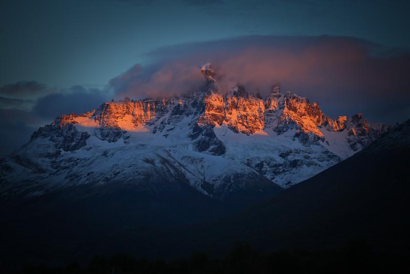 Cerro Castillo, Región de Aysén - Chile