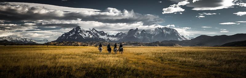 Torres del Paine, Región de Magallanes - Chile