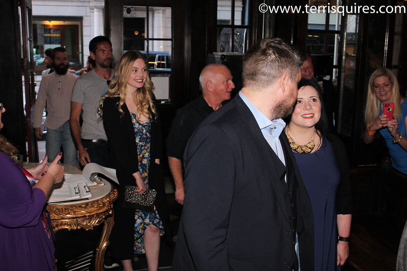 NELL HUDSON, GARY LEWIS, DUNCAN LACROIX, STEPHEN WALTERS
