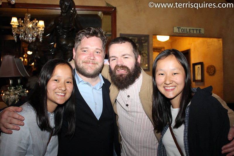 GRANT O'ROURKE, STEPHEN WALTERS