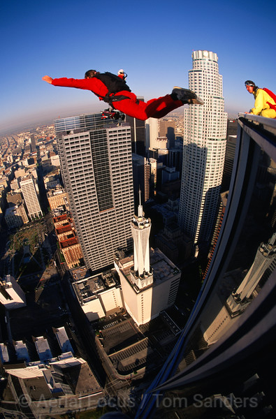Iconic images from Over The Edge