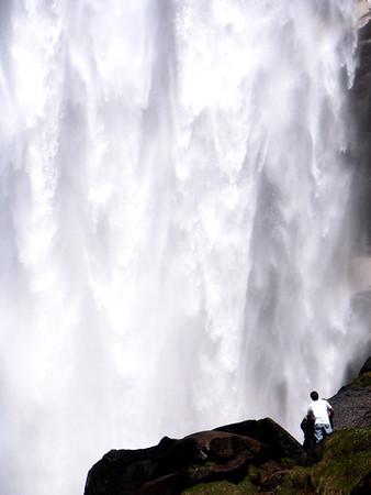 Water Power (Vernal Falls, Yosemite Nat. Park, CA)