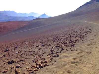 Mars (Mt. Haleakala, Maui)