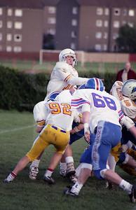 Glasgow Lions Juniors v All Stars 1990