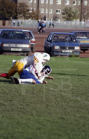 Glasgow Lions Juniors v All Stars 1990