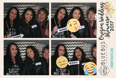 We had such an amazing time meeting some awesome Brides and Grooms-to-Be! We are so stoked for this wedding season and can't wait to help capture the good vibes at your wedding!  We still have 2017 dates available! Head to bluebuscreatives.com/contact-us to book! #PhotoSwagon #BlueBusCreatives #OregonWeddingShowcase2017