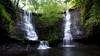 Wildman Falls - Mount Magazine State Park