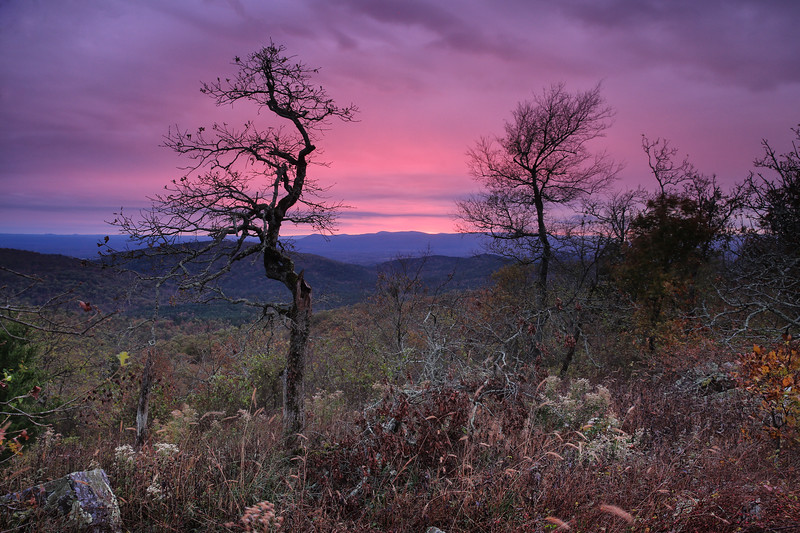 Queen Wilhelmena State Park - Fall 2017