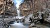 Cedar Falls in Ice - Petit Jean State Park