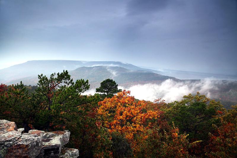 Mount Nebo State Park - Fall 2014