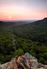 Petit Jean State Park - Sunset