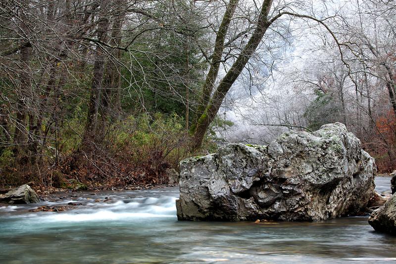 Cossatot State Park - Winter 2014