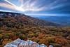 Mount Magazine State Park  - Fall