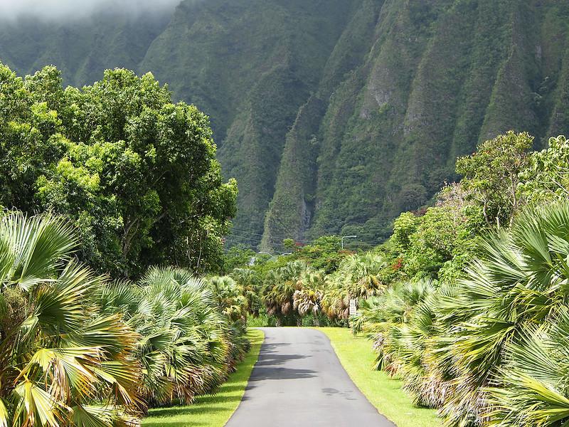 Ko'olau Mountains in Windward Oahu Oahu 2011 Photo Gallery