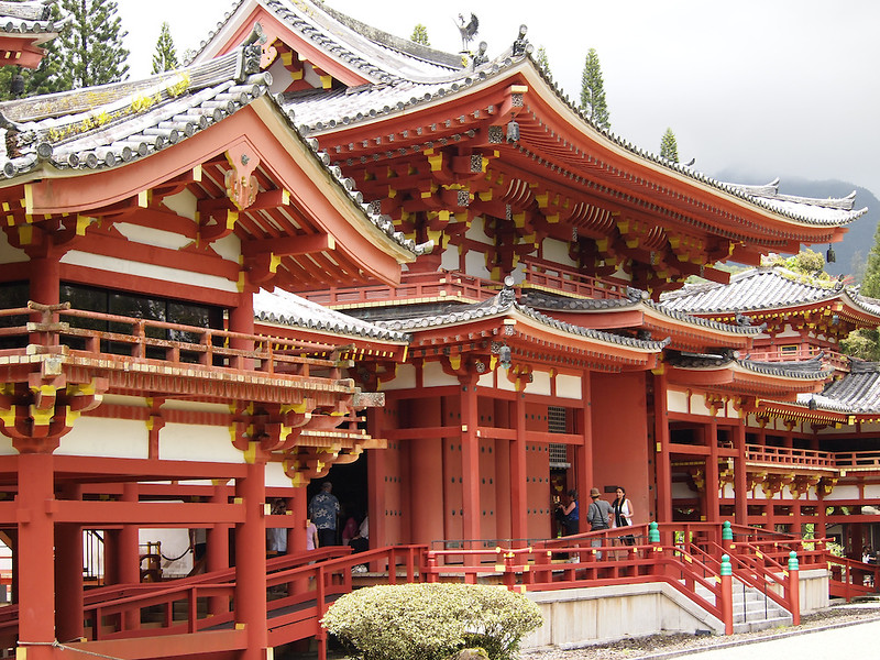 Byodo-in Temple Oahu 2011 Photo Gallery