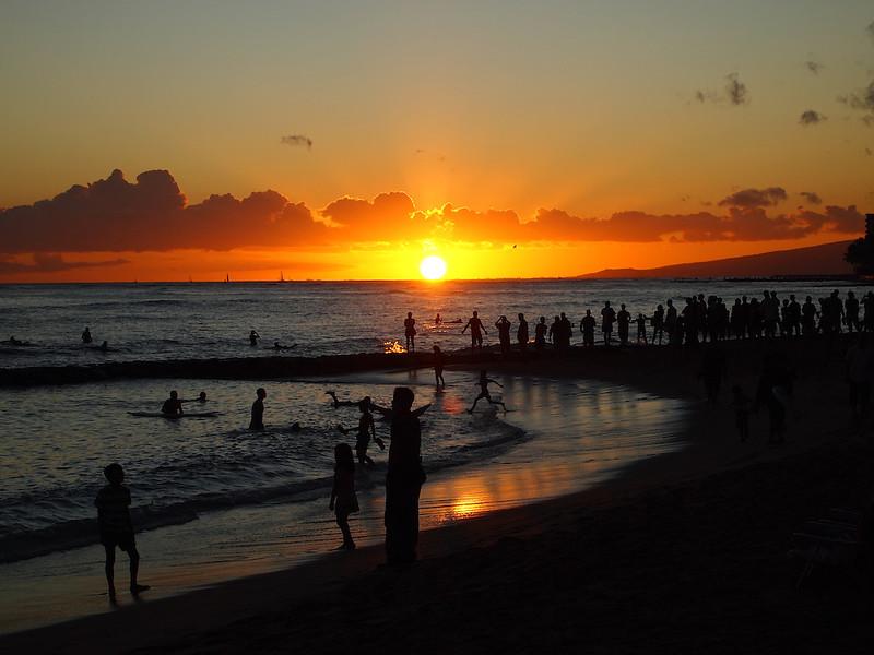 Waikiki Beach Oahu 2011 Photo Gallery
