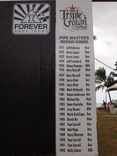 Oahu 2012 Photo Gallery