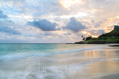 Sunrise on Kailua Beach