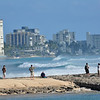 Huge south swell Waikiki