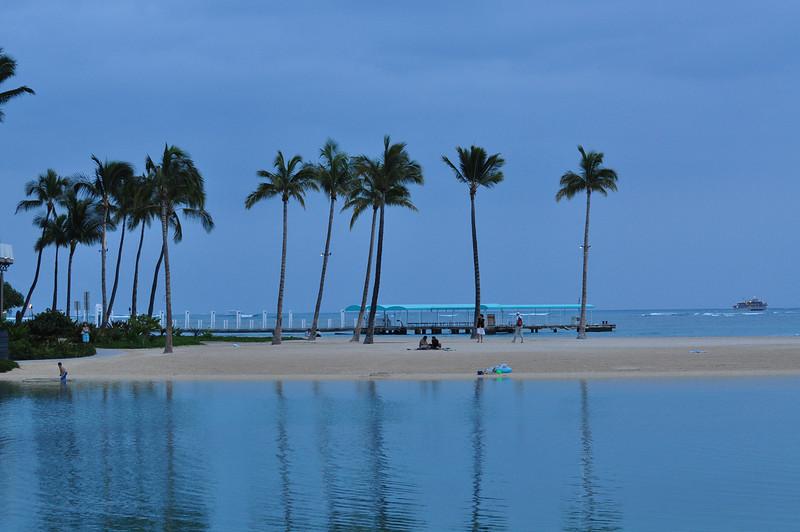 Kahanamoku Lagoon Waikiki
