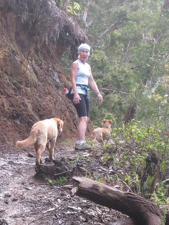 2010 Trail Training (Wks 1-4)