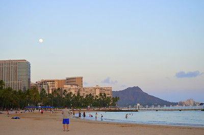 Oahu and the Big Island of Hawaii