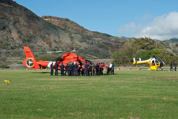 HFD and Coast Guard Drill (set 1)