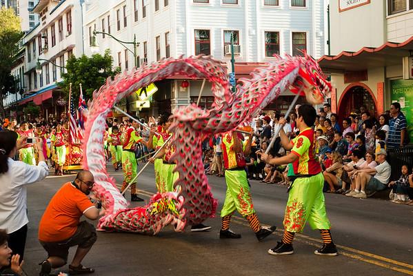 Chinatown Parade 2011 (set 3)
