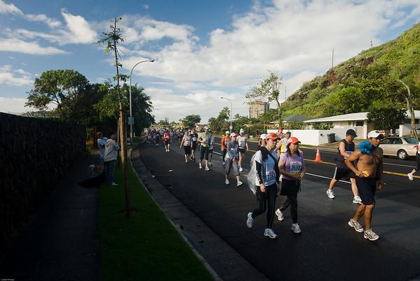 Honolulu Marathon 2008