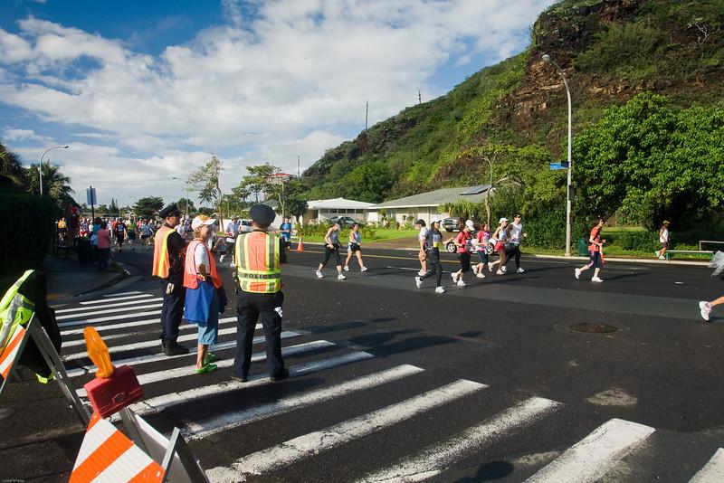 Honolulu Marathon 2008-1
