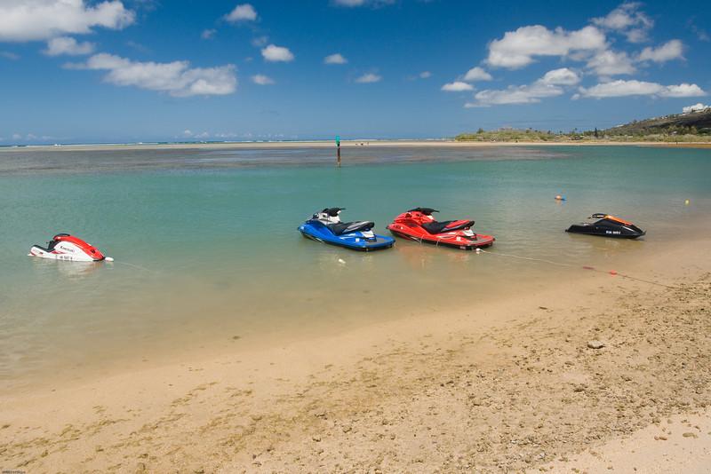 4th of July at Maunalua Bay