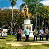 King Kamehameha I Statue Draping Ceremony-18