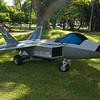 Thunderbird's Practice over Waikiki-3