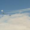 Thunderbird's Practice over Waikiki-7
