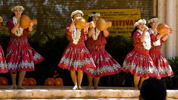 Na Hula Festival 2006
