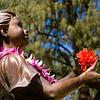 Statue of Joy at Kapiolani Park Waikiki
