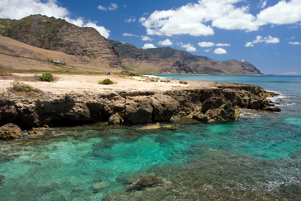 Another shot from the Waianae coastline.