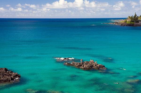 Paradise Rock in Waimea Bay