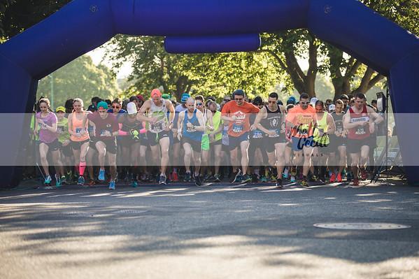 Oak Bay Half Marathon + 10k - 2018