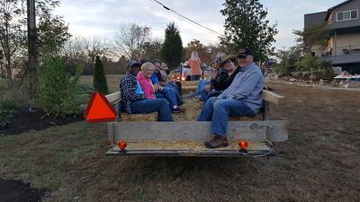 Generations Bonfire and Hayride 2016