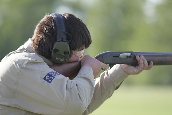 Oak Hill Trap Shooting Team 5-18-17