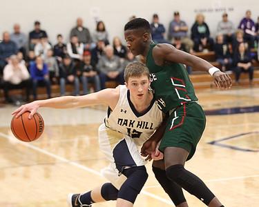 Oak Hill vs Lawrence North 1-20-18