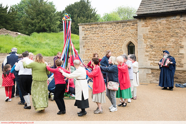 Oakham castle reopening 30th May 2016